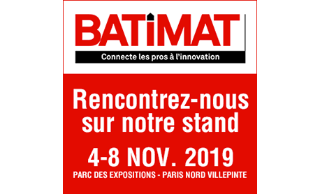 Participation à BATIMAT 2019