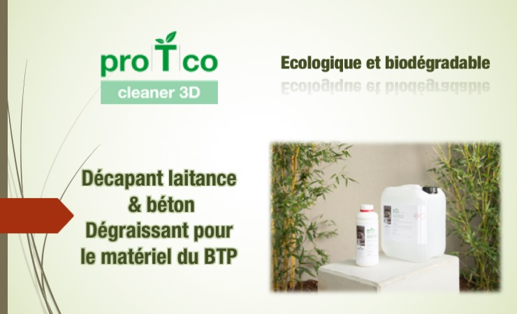pro|T|co cleaner 3D